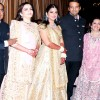 Bollywood Celebrities Spotted at Isha Ambanis' Reception