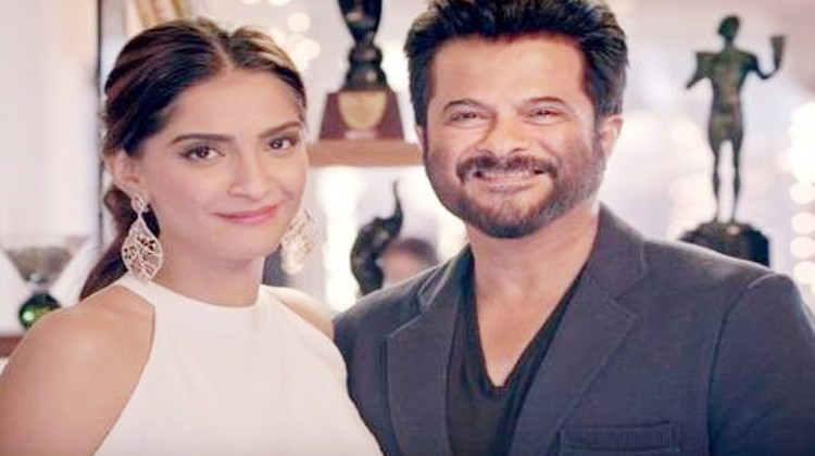 Anil Kapoor Was Scared Of Me Says Sonam Kapoor