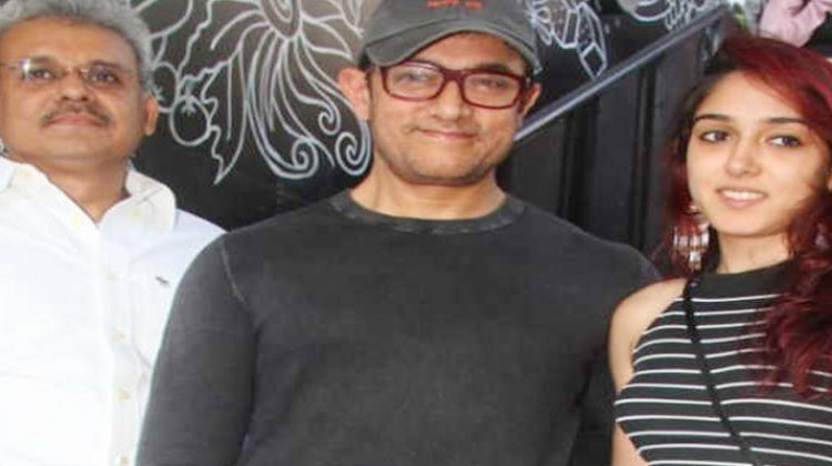 I am getting back in shape for my next film says, Aamir Khan