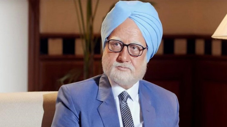 """Anupam Kher upset with YouTube for the unavailability of """"The Accidental Prime Minister"""" trailer"""