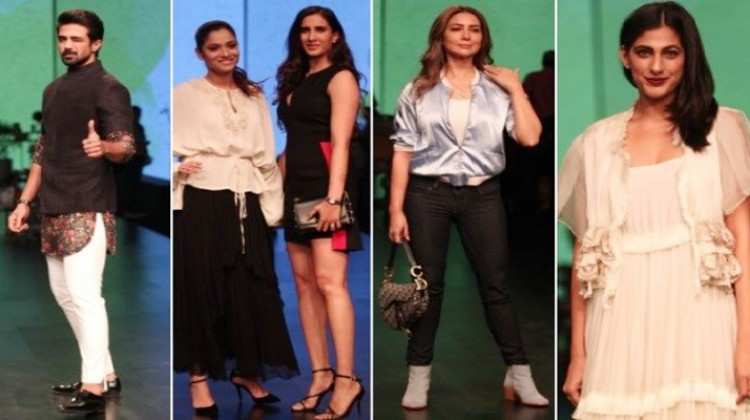 Kim Sharma, Kubbra Sait, Ankita Lokhande and Saqib Saleem Turned Muse for Varun Bhal