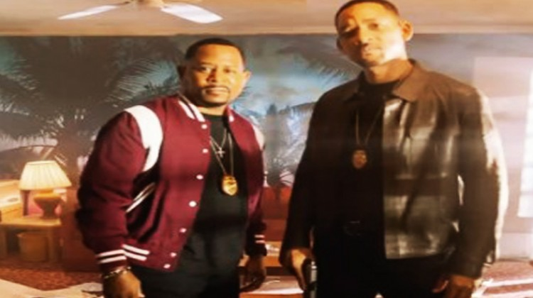 """""""Bad Boys 3"""" First Look, Will Smith And Matrin Lawrence Are Back!"""