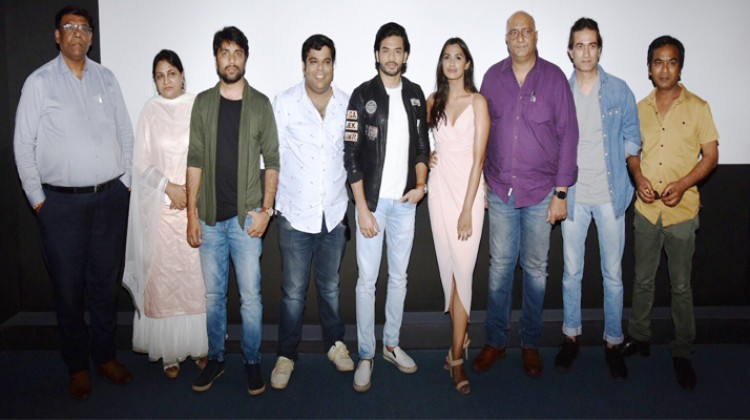 Valentine day perfect for 'Is She Raju' trailer launch says Director Rahul Kumar Shukla