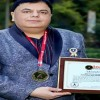 Well known Film Critic Pradeep Sardana's Unique Record enters the India Book of Records