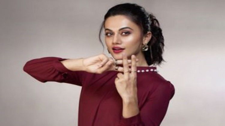 """My Role in """"Badla"""" is at Par With Biggest Star Amitabh Bachchan Says Taapsee Pannu"""