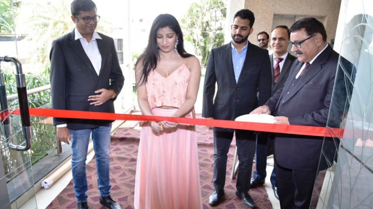 Niharica Raizada dives into an enthralling food fest at The Ren Hotels in Nashik