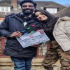Shraddha Kapoor And Remo D'souza in London for Street Dancer 3D
