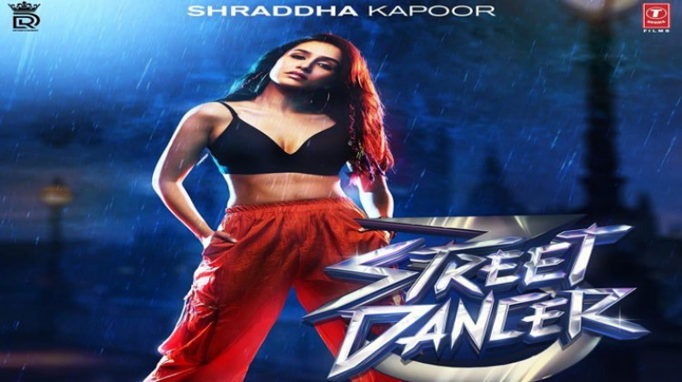 Shraddha Kapoor shares her look from Remo D'Souza's 'Street Dancer 3D'