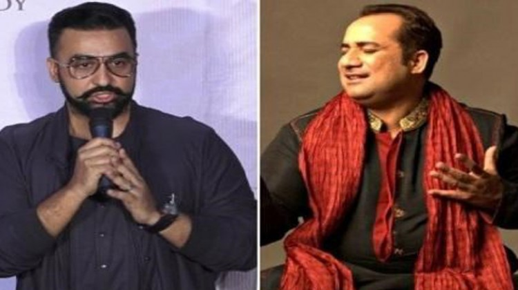There is No Law Saying I Cannot Listen To Rahat Fateh Ali Khan Says Raj Kundra