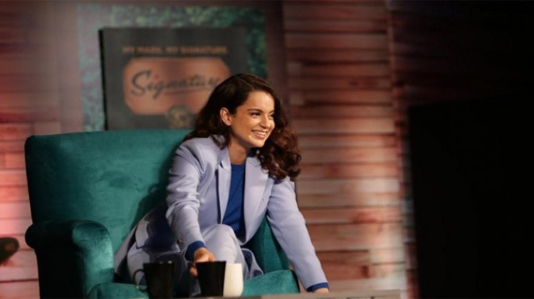 I Always Wanted To Do A Regional Film Says Kangana Ranaut