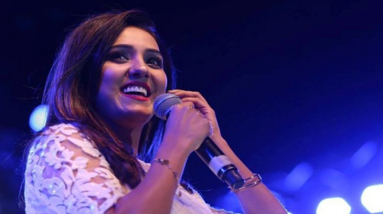 """Excited To Be Part Of """"Rising Star Season 3"""" Says Neeti Mohan"""