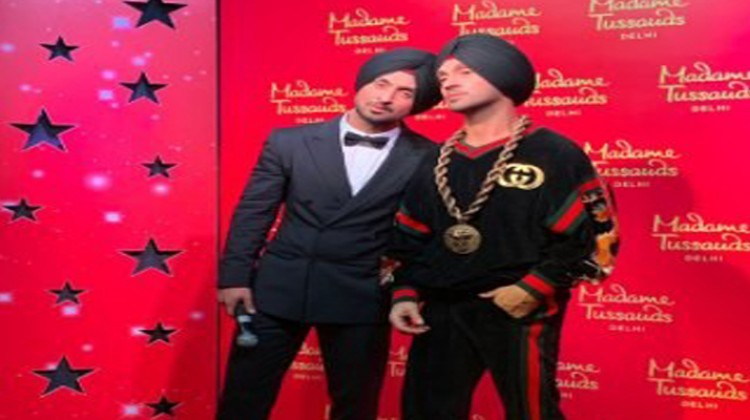 First Turbaned Sikh At Madame Tussauds Says Diljit Dosanjh