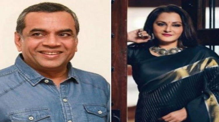 "Paresh Rawal And Jaya Prada Hails ""Mission Shakti"" And PM Narendra Modi"