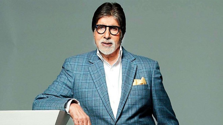 Amitabh Bachchan lents support to fire safety campaign 'Chalo India'