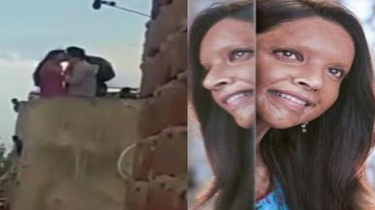 "Deepika Padukone's new looks and a kissing scene from ""Chhapaak"" leaks online"