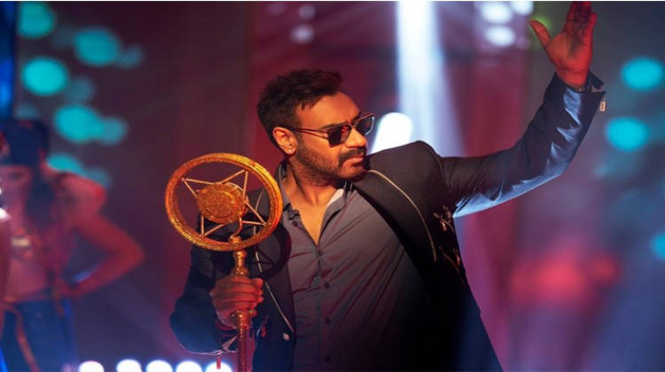 Ajay Devgn shared a glimpse of a new song; asks fans to guess who will be his costar