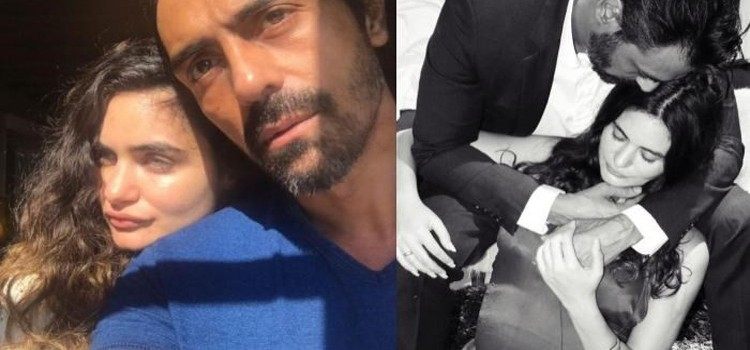 Arjun Rampal expecting child with girlfriend Gabriella