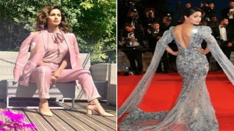 Hina Khan Dazzle At Cannes Film Festival