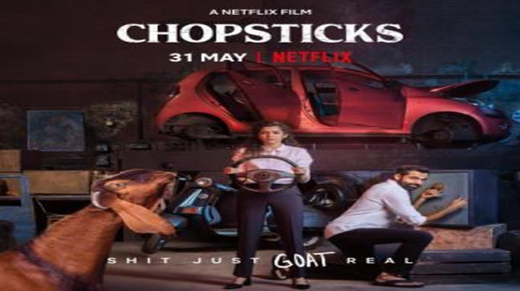 """Chopsticks"" Streaming Date Confirmed, Starring Abhay Deol, Mithila Palkar And Vijay Raaz"