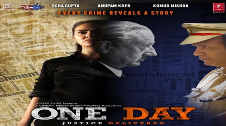 One Day – Justice Delivered First Look And Release Date Is Out