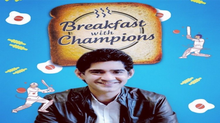 """Breakfast With Champions"" Is Now YouTube Original Confirms Gaurav Kapur"