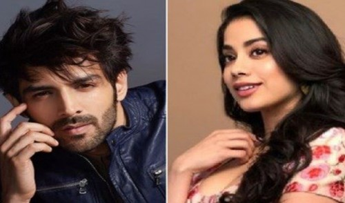 "Kartik Aaryan And Janhvi Kapoor in ""Dostana 2"", Confirms Karan Johar"