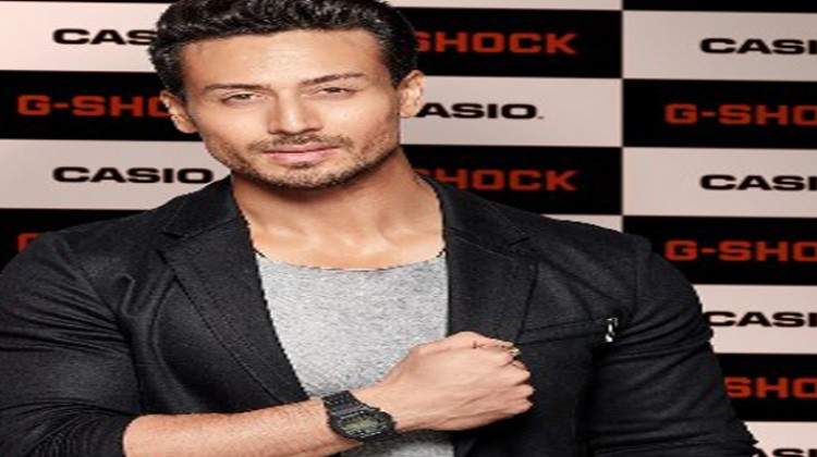 Tiger Shroff Turns G-Shock Brand Ambassador For Casio