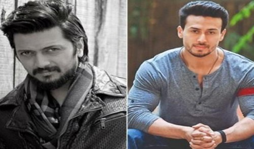 "Riteish Deshmukh Join Tiger Shroff In ""Baaghi 3"""