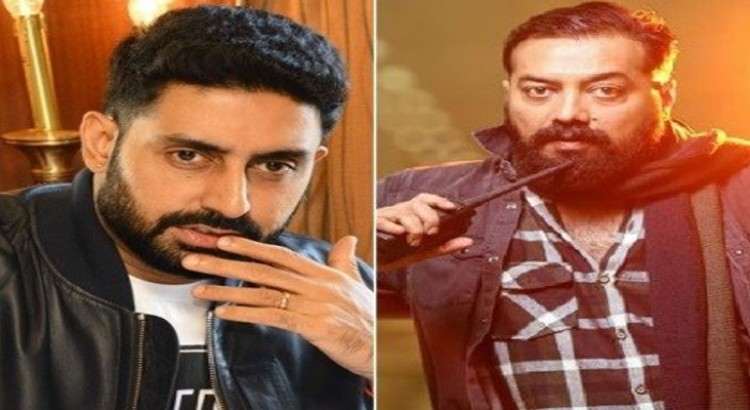 Good Luck Anurag Kashyap On Your New Company – Abhishek Bachchan