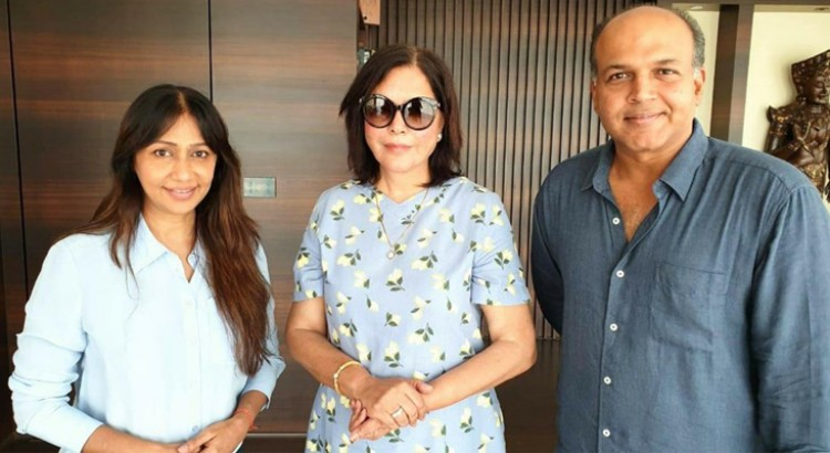 "Zeenat Aman To Make A Comeback with ""Panipat"""