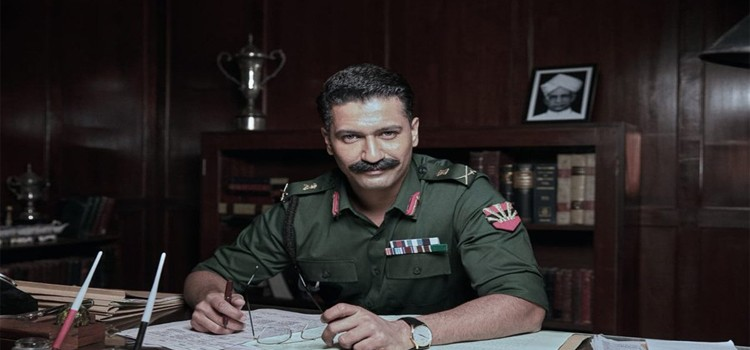 Feel Proud And Emotional To Play Sam Manekshaw Says Vicky Kaushal