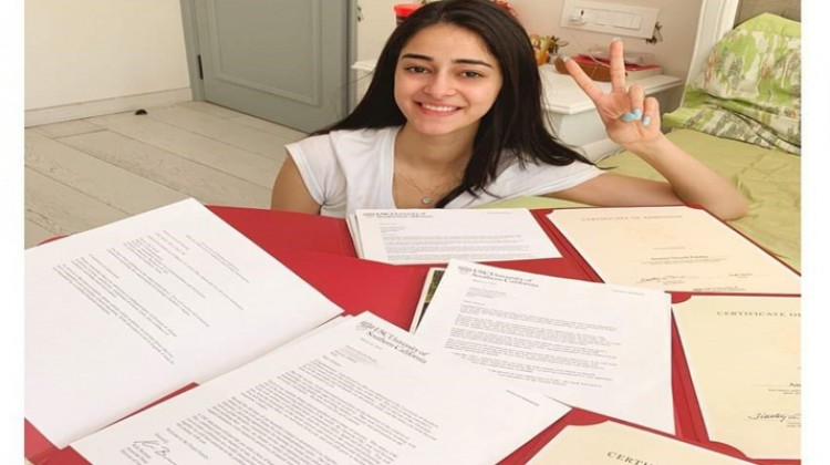 Ananya Panday slams rumors about admission in USC, says 'didnt feel the need to explain myself to anyone'