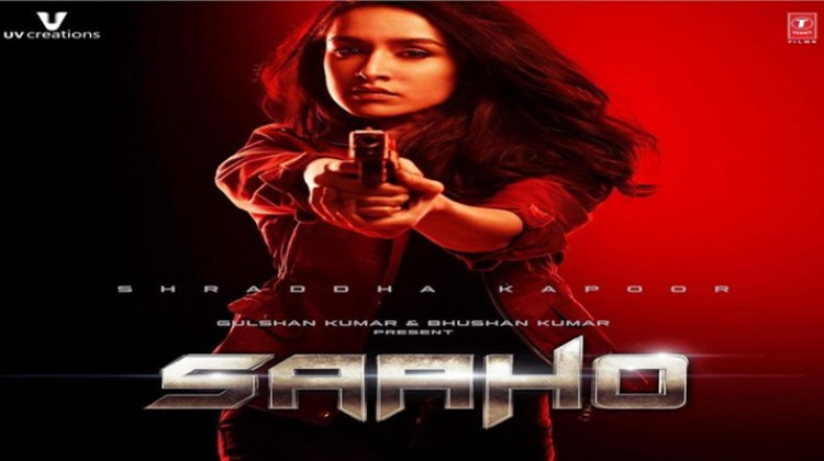 """Shraddha Kapoor Looks Intense In The First Look From """"Saaho"""""""