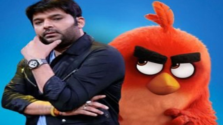 """Kapil Sharma To Dub For Red In """"Angry Bird 2"""" Movie"""