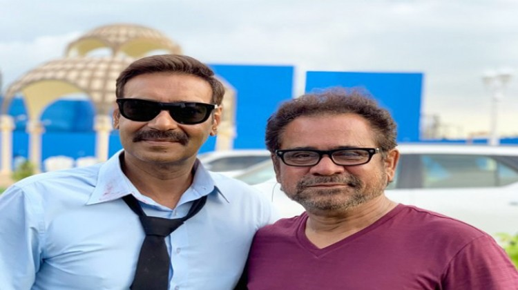 Anees Bazmee – All Praises For Ajay Devgn