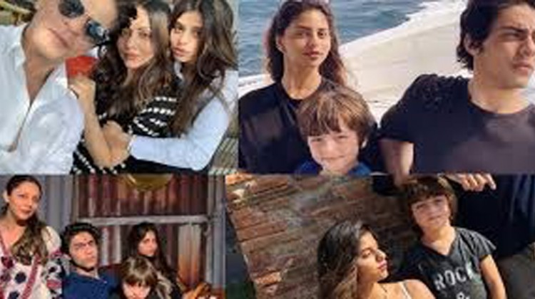 Shah Rukh Khan shares holiday pics from Maldives with 'perfect wife' Gauri Khan