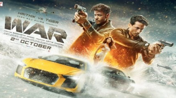 War Starring Hrithik Roshan And Tiger Shroff Gets A Release Date