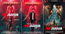 "Sidharth Malhotra And Riteish Deshmukh Looks Intense in ""Marjaavaan"" First look"
