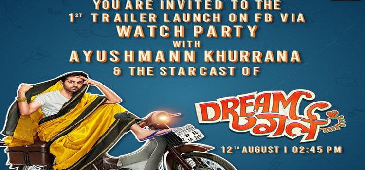 Ayushmann Khurrana Starring Dream Girl, Trailer Will Be Out Today!