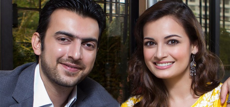 Dia Mirza And Sahil Sangha Calls It Quit, Issues A Statement About Separation