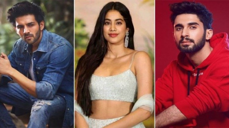"Lakshya In ""Dostana 2"" With Kartik Aaryan And Janhvi Kapoor"