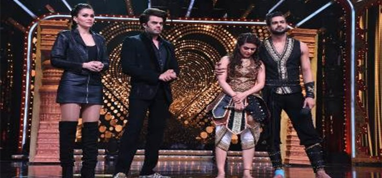 Vishal-Madhurima's Fight Leads Them To Forget Their Performance On Stage
