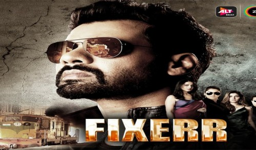 "ALT Balaji Drops ""Fixerr"" Official Poster"