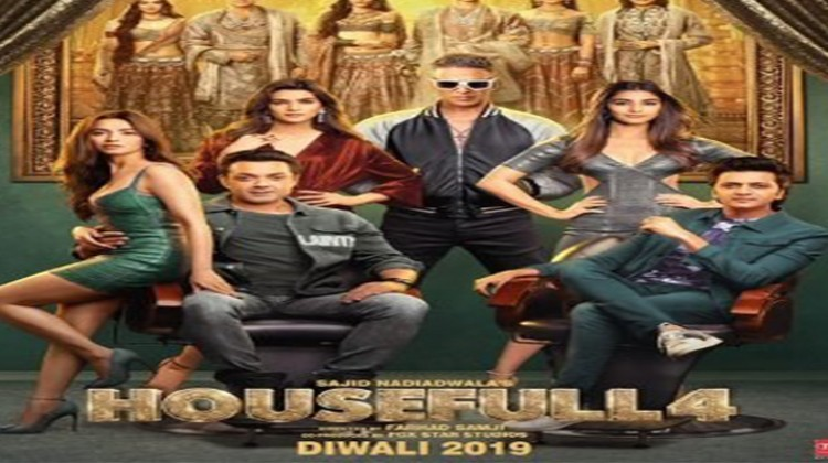 "Check Out ""Housefull 4"" New Poster, Trailer Out Tomorrow"