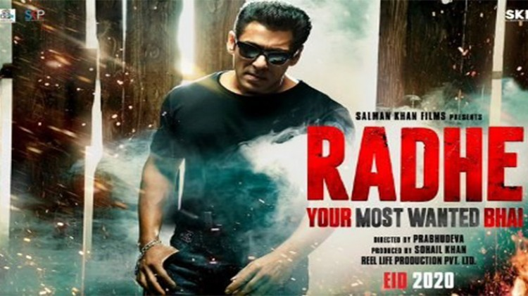 "Salman Khan to unveil ""Radhe"" trailer with ""Dabangg 3"""
