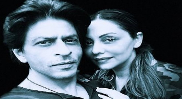 Shah Rukh Khan Shares A Romantic Post For Gauri Khan On 28th Marriage Anniversary