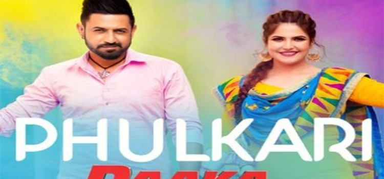 "1.4 Million Hits for ""Phulkari"", Feat Gippy Grewal And Zareen Khan"