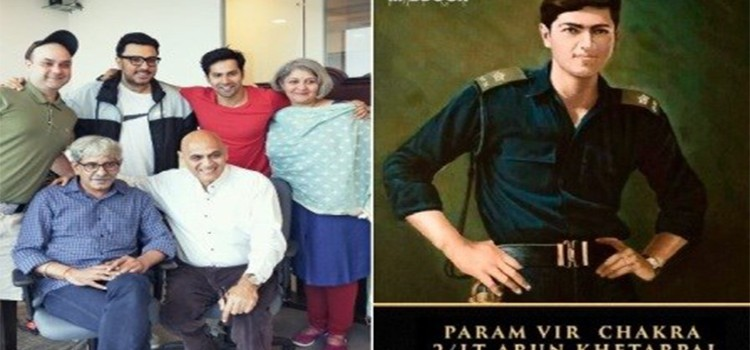 Dream Come True With Arun Khetarpal Biopic Says Varun Dhawan