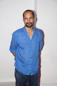 Mumbai: Actor Deepak Dobriyal during the birthday party of R Madhavan, in Mumbai, on June 1, 2015. (Photo: IANS)