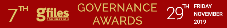 Governance Awards 2019